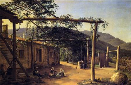 Крым, XVIII век