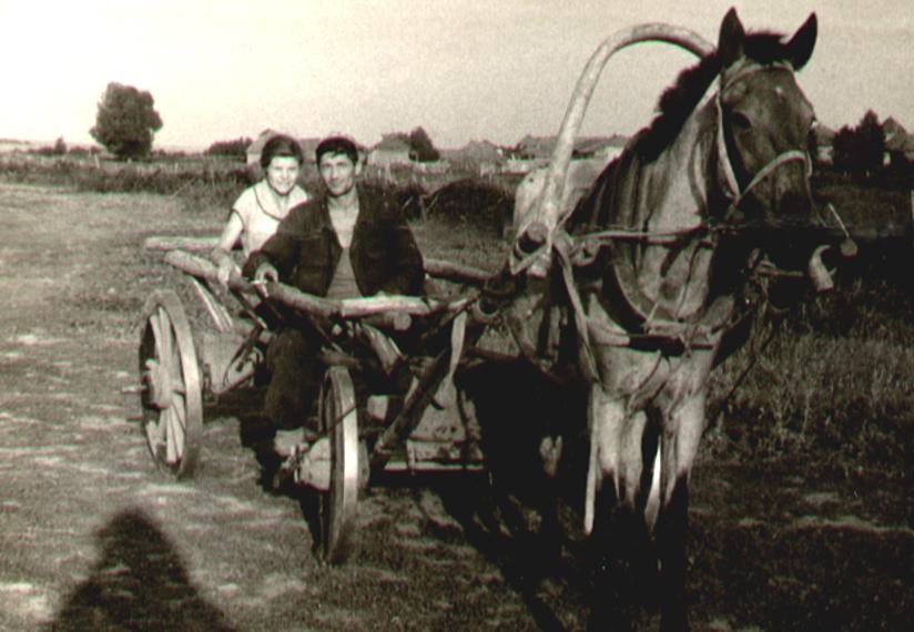 фото 11 - Хусаин Канеев, Алла Решетникова ,1959 г.