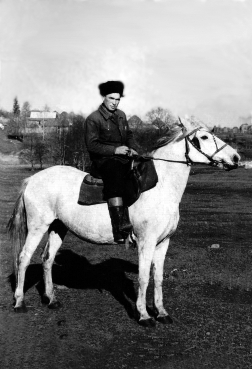 фото 27 - Аминь Симашов, 1967 г.