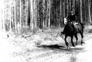 фото 21 - Рашид Чикаев (в армии, Ивановская обл., Тейковский р-н) 1972 г.