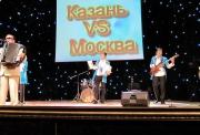 Закир Шахбан в Москве