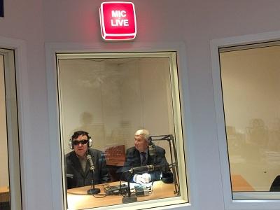 Шахбан на радио