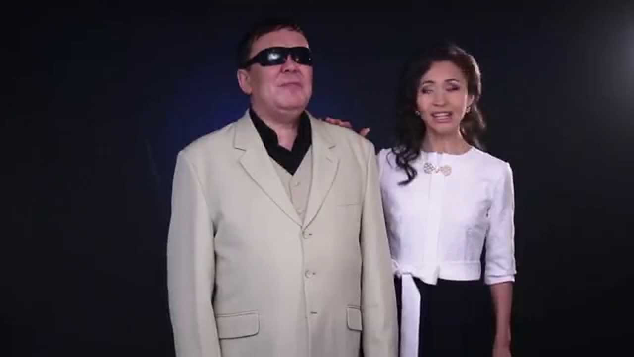 Закир Шахбан и Динара Фахриева