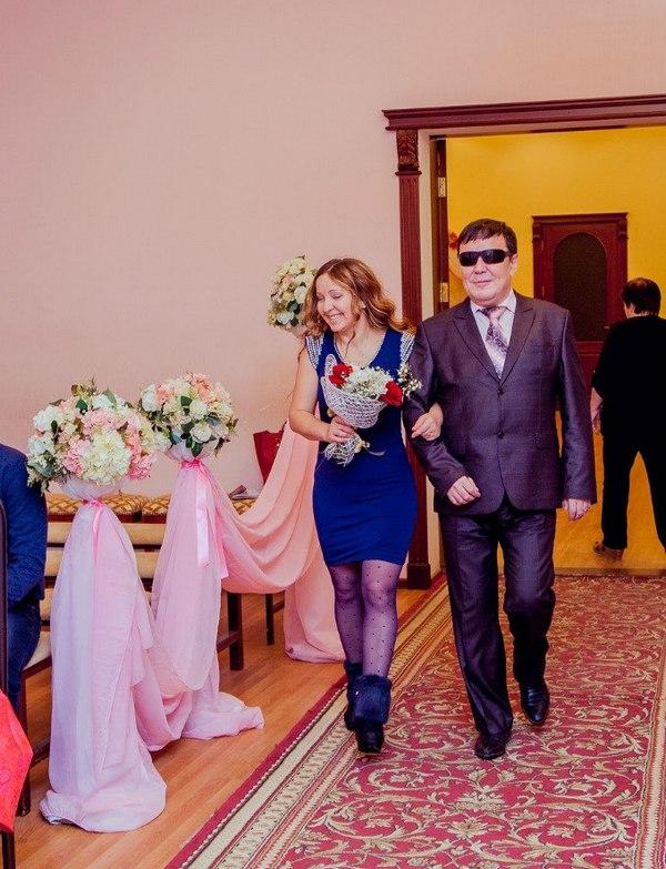 Закир Шахбан с женой