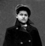 Хаким Файзуллович Чикаев (Чекаев, фото 1929 г.)
